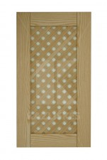 Cabinet doors with lattice DP-GA