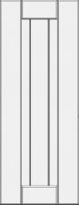 Blenda rėminė su lygiu įsprūdu BLL-GK