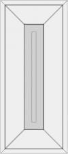 Blenda rėminė su iškeltu įsprūdu BLR-XJB