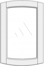 Lenktos durelės stiklui DSC-EE