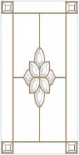 Dekoratyvinis vitražas DV-B4