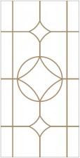 Dekoratyvinis vitražas DV-V4