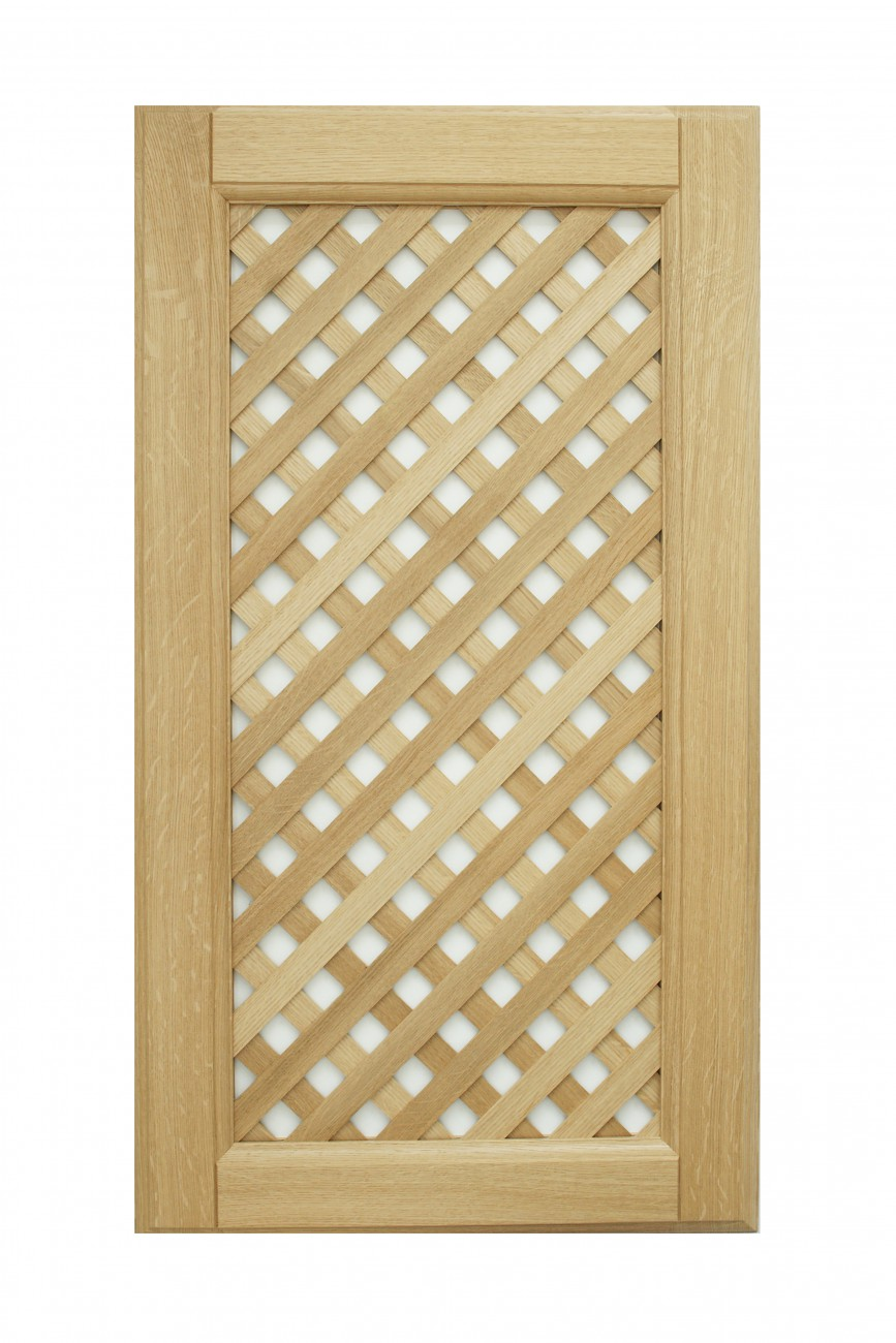 Cabinet Doors With Lattice Dp Ed