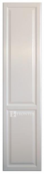 High cabinet doors with 1 crossbar DRH-ED. Uosis. Dažytas.