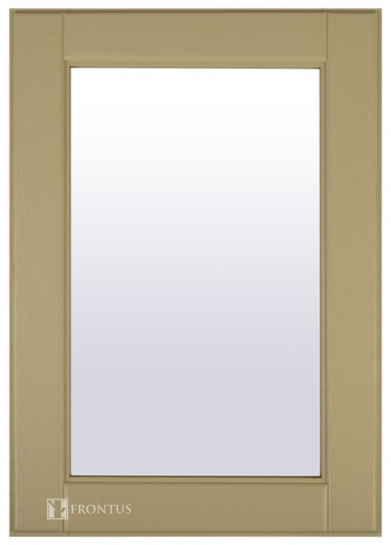 Cabinet doors for glass DS-ES. Uosis. Dažytas