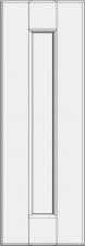 Framed slab with flat panel BLL-GD