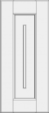 Framed slab with raised panel BLR-GD