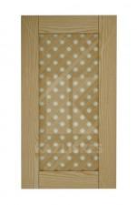 Cabinet doors with lattice DP-GA