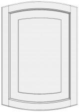 Convex cabinet doors DRC-GD