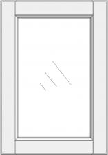 Cabinet doors for glass DS-EE