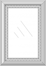 Cabinet doors for glass DS-XGS