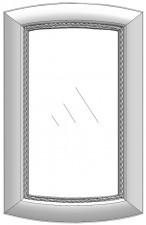 Convex cabinet doors for glass DSC-XFA