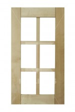 Mullion cabinet doors DJ-GK