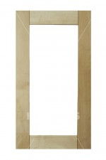 Cabinet doors for glass DS-GA