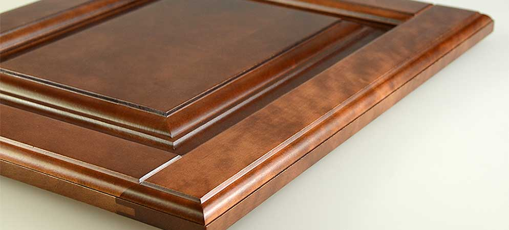 Classical solid wood cabinet doors
